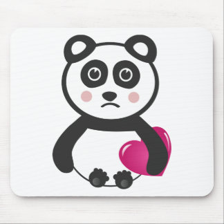 I miss you mouse mat