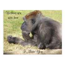I Miss You_ Postcard