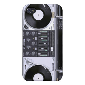 I Mix ,You Jam_ Case For iPhone 4