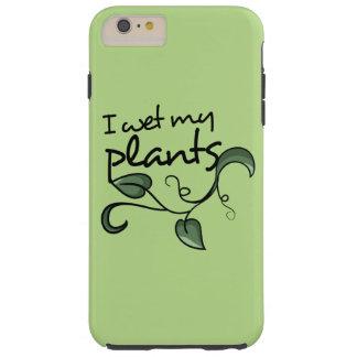 I mojó mis plantas funda de iPhone 6 plus tough
