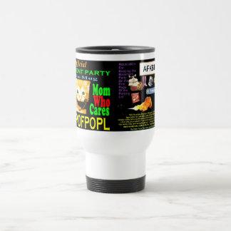 I: MomWhoCares Coffee Mug