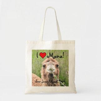 I ♥ Mona! Tote Bag