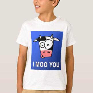 I Moo You Cow Class tshirt
