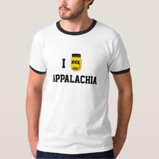 I Moonshine Appalachia Ringer T-Shirt