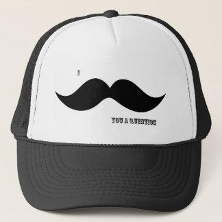 I Moustache You A Question - Hat