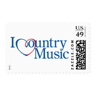 I música country del corazón sellos