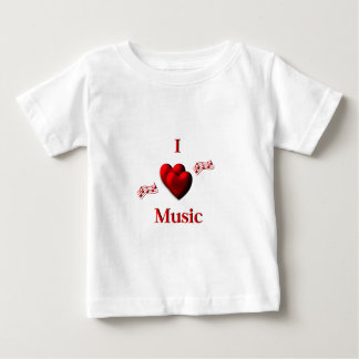 I música del corazón playera