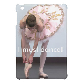 I  must dance! case for the iPad mini