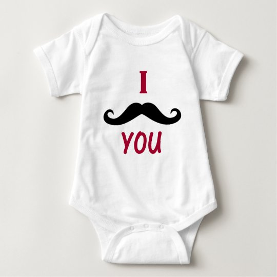 I Must Have You Baby Bodysuit