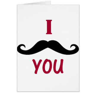 I Must Have You Card