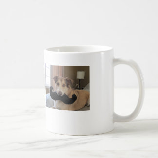 I Mustache For A Cup Of Coffee
