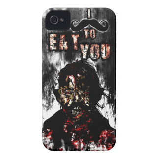 i mustache to eat you iPhone 4 cover