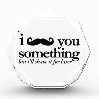 I Mustache You a Question Award