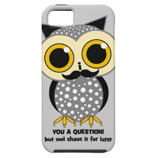 I mustache you a question iPhone 5 cases
