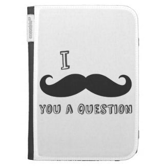 I mustache you a question kindle keyboard covers