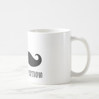 I mustache you a question, I Love Mustache shop Coffee Mug