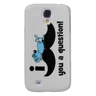 I mustache you a question mouse galaxy s4 case