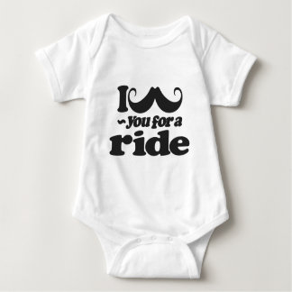 I Mustache You for a Ride T-shirt