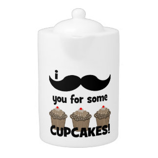 I mustache you for some cupcakes