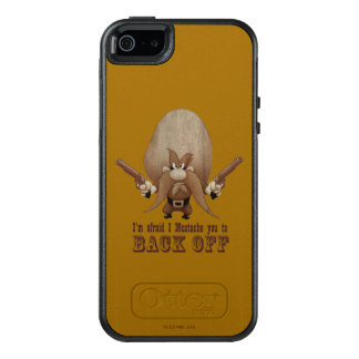I Mustache You To Back Off OtterBox iPhone 5/5s/SE Case