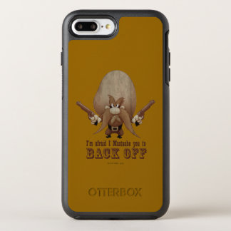 I Mustache You To Back Off OtterBox Symmetry iPhone 7 Plus Case