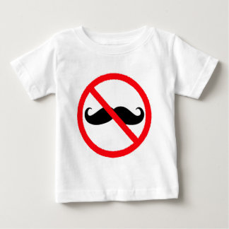"""I """"Mustache"""" You to Stop Baby T-Shirt"""