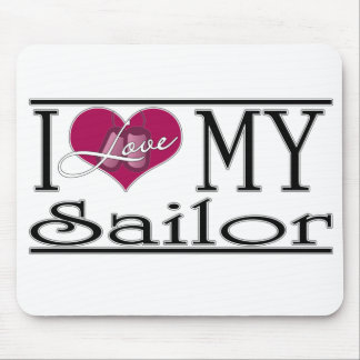 I ♥ my Sailor Mouse Pad