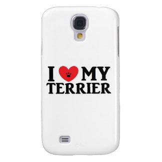 I ♥ My Terrier Samsung S4 Case
