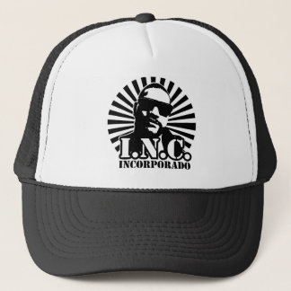 I.N.C.incorporado Burst Trucker Hat