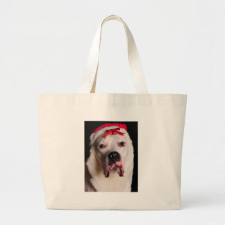 I need a bigger biscuit large tote bag