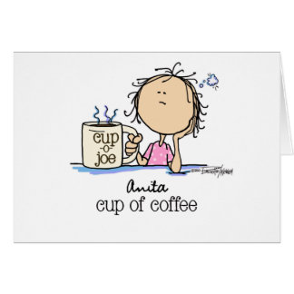 I Need A Cup of Coffee Cards