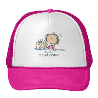 I Need A Cup of Coffee Trucker Hats
