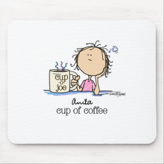 I Need A Cup of Coffee Mouse Pad