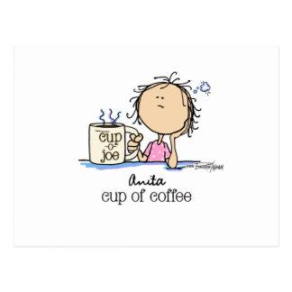 I Need A Cup of Coffee Postcard