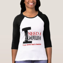 I NEED A CURE 1 DIABETES T-Shirts