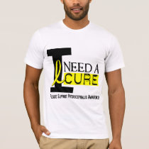 I Need A Cure 1 Hydrocephalus T-Shirt