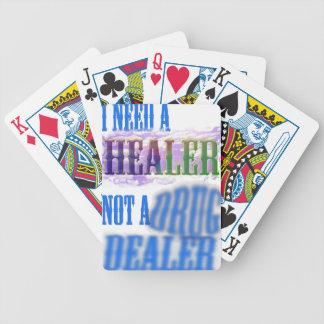 I need a healer not a drug dealer card deck