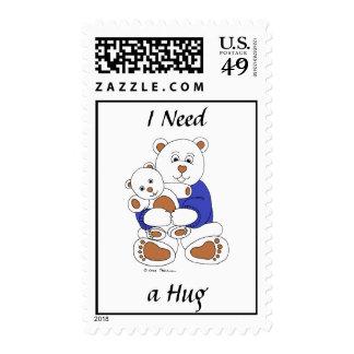 I Need a Hug Stamp