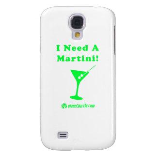 I Need A Martini! Galaxy S4 Cover