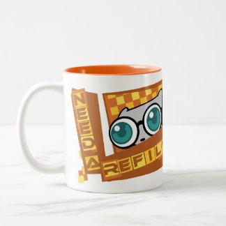 I Need a Refill : Pilz-E Mug