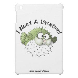 I Need A Vacation! iPad Mini Covers