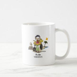 I need a Vacation Coffee Mugs