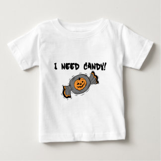 I Need Candy Baby T-Shirt