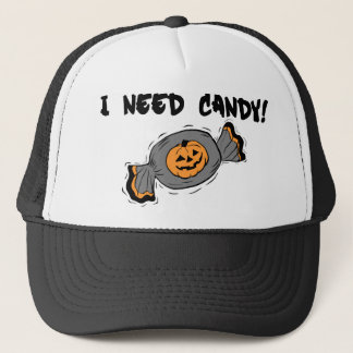 I Need Candy Trucker Hat