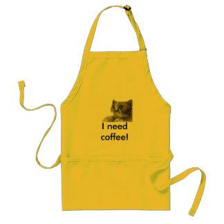 I need Coffee! Apron