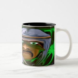 I Need Coffee Now! Two-Tone Coffee Mug