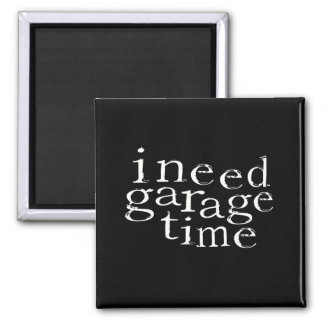 I need garage time 2 inch square magnet