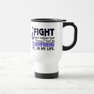 I Need My Boyfriend Esophageal Cancer Travel Mug