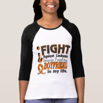 I Need My Boyfriend Leukemia T-Shirt
