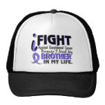 I Need My Brother Esophageal Cancer Mesh Hat